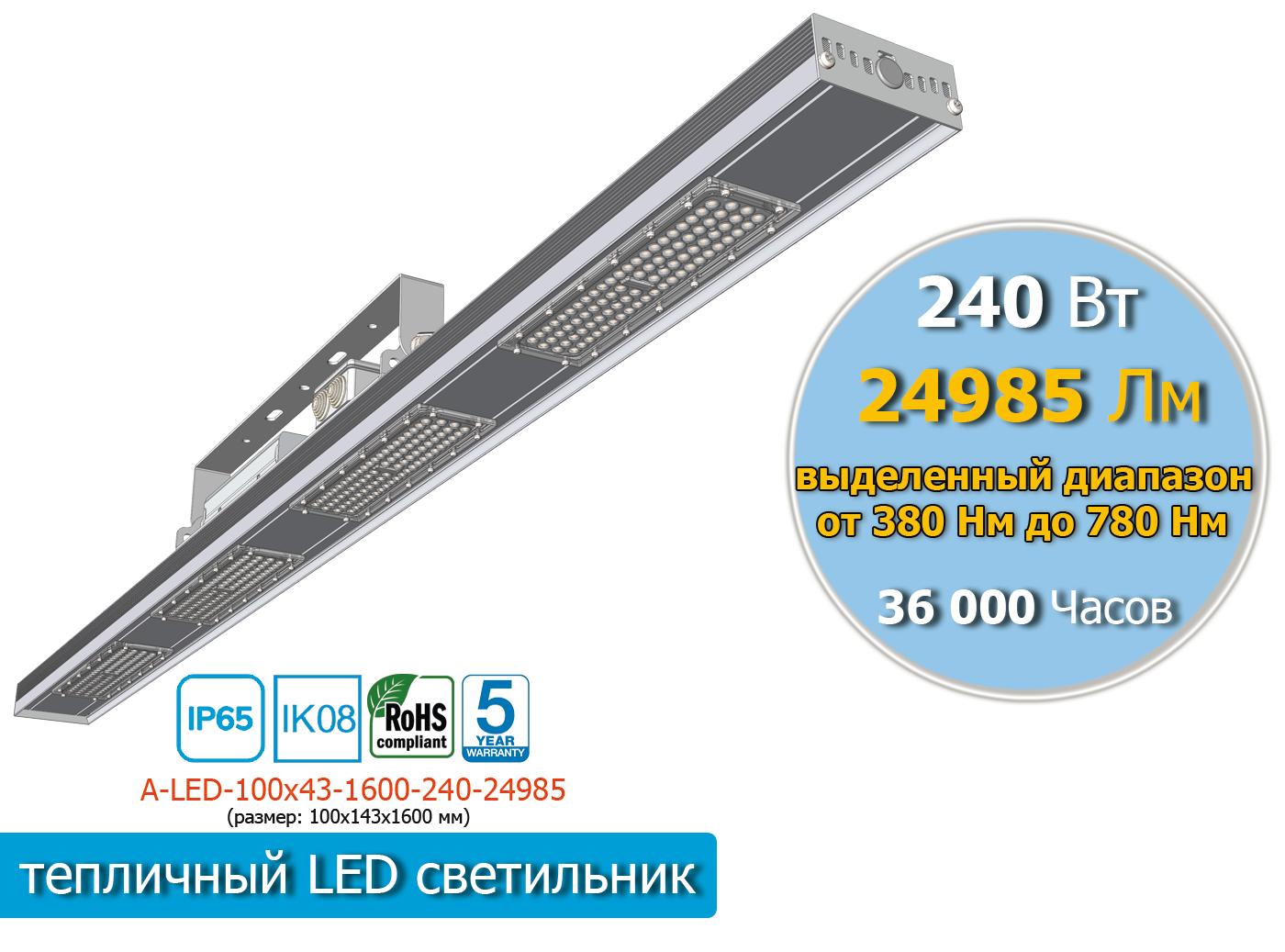A-LED-100х43-1-1600-240-24985