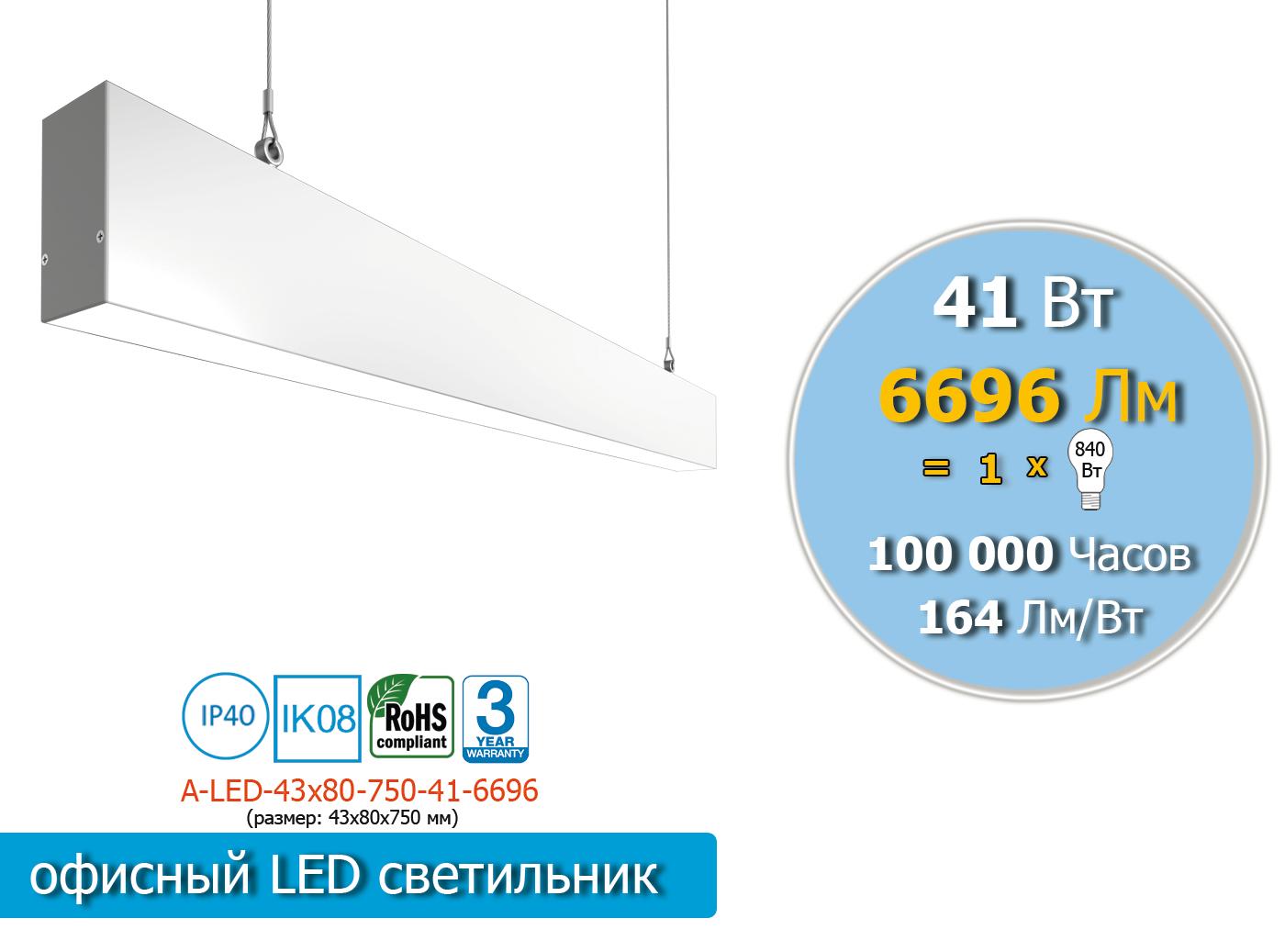 A-LED-43х80-750-41-6696