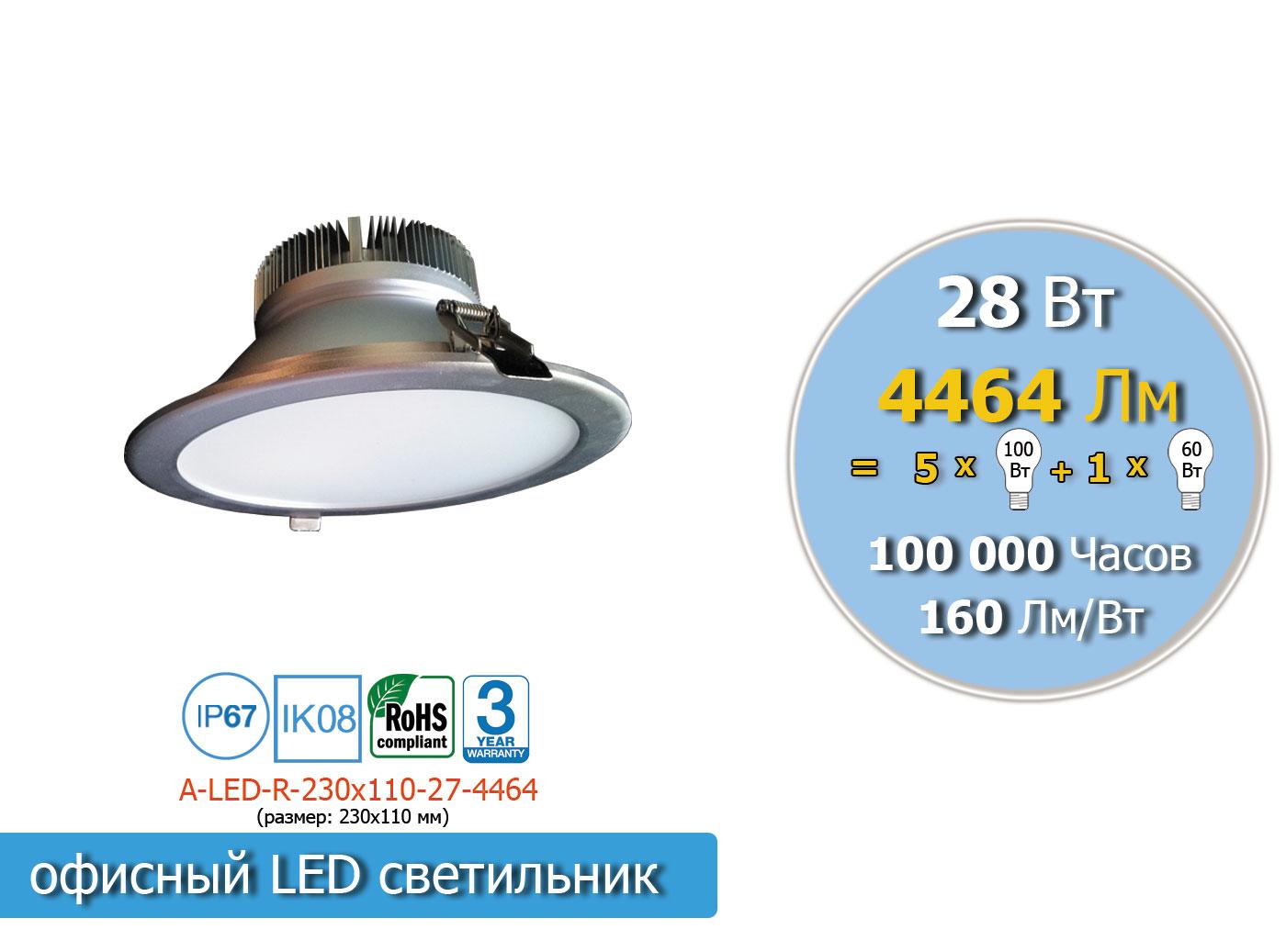 A-LED-R-230x110-27-4464