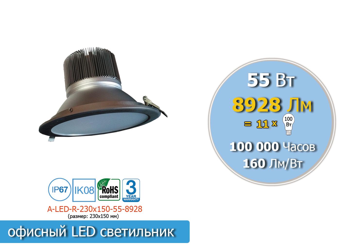 A-LED-R-230x150-55-8928