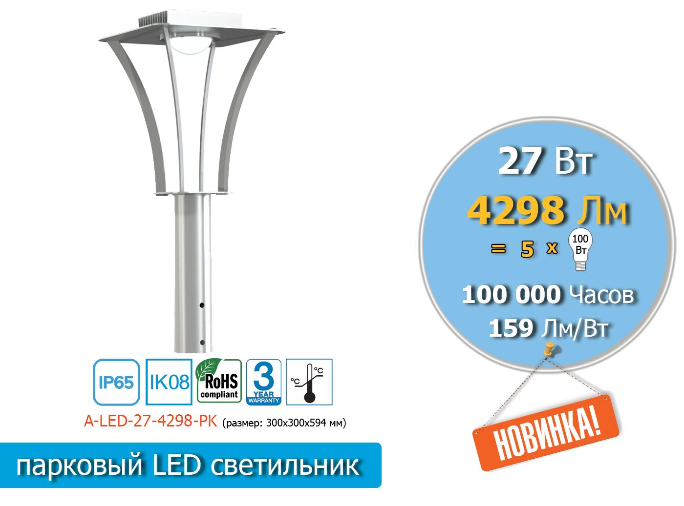 A-LED-27-4298-PK