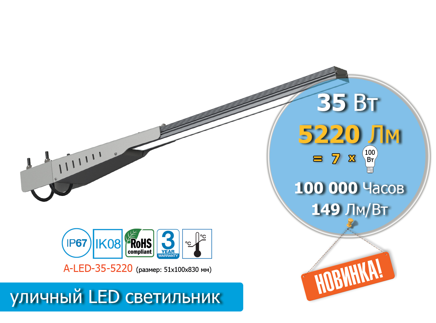 A-LED-35-5220