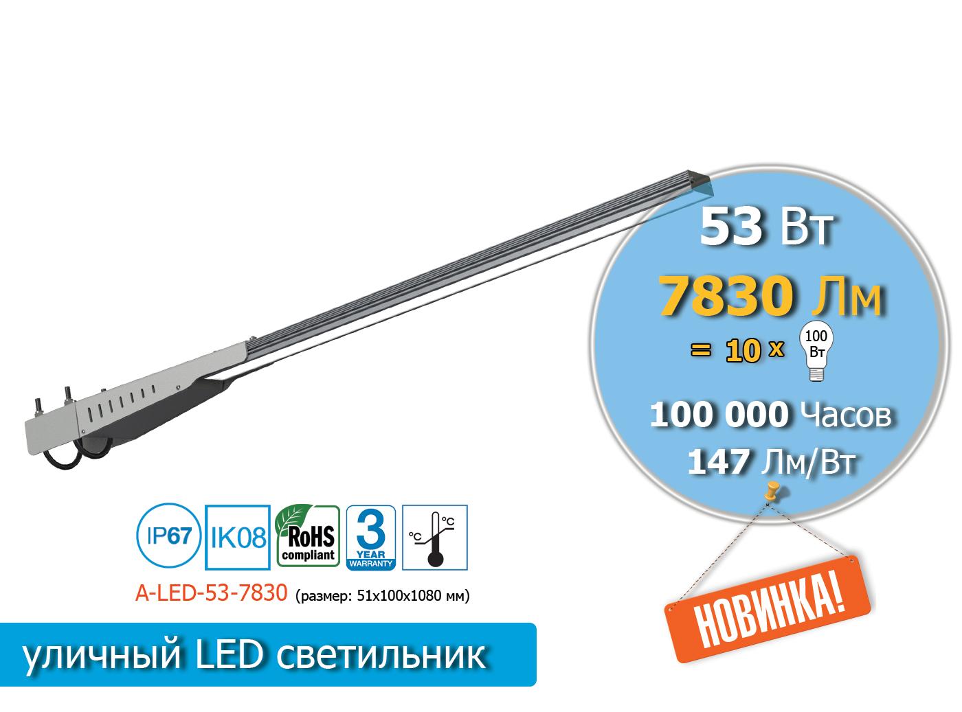A-LED-53-7830